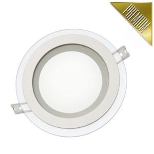 Spectrum LED panel FIALE vestavný 18W 1100lm 190mm 230V CCD Teplá bílá SLI021023WW